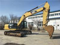 Equipment photo Caterpillar 326 D2 EXCAVATOARE PE ŞENILE 1
