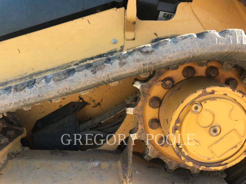 CATERPILLAR PALE CINGOLATE MULTI TERRAIN 259D equipment  photo 14