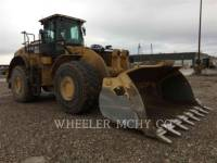 CATERPILLAR WHEEL LOADERS/INTEGRATED TOOLCARRIERS 980M AOR T equipment  photo 2