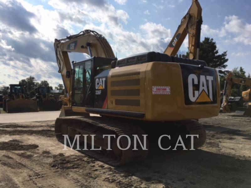 CATERPILLAR 履带式挖掘机 336F L equipment  photo 7