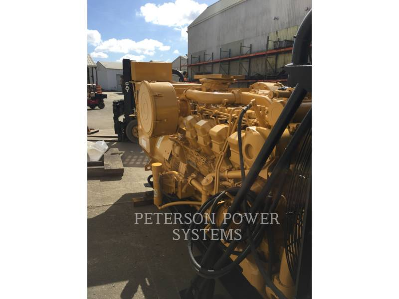 CATERPILLAR STATIONARY GENERATOR SETS 3508 equipment  photo 3