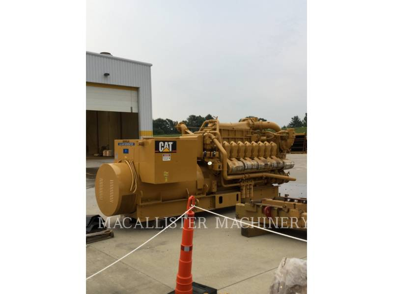 CATERPILLAR 固定式発電装置 G3516C equipment  photo 5