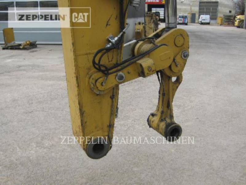 CATERPILLAR WHEEL EXCAVATORS M322D equipment  photo 17