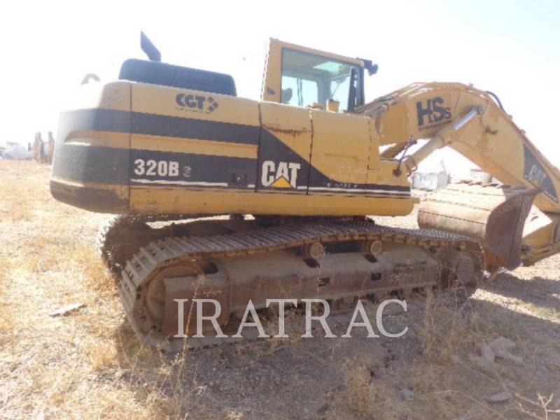 CATERPILLAR PELLES SUR CHAINES 320 B equipment  photo 1