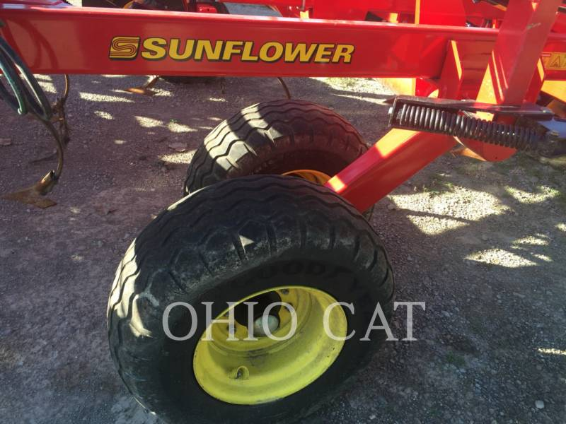 SUNFLOWER MFG. COMPANY APPARECCHIATURE PER COLTIVAZIONE TERRENI SF6433-43 equipment  photo 1
