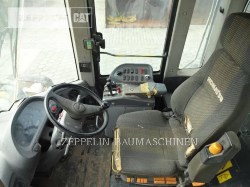 KOMATSU LTD. ŁADOWARKI KOŁOWE/ZINTEGROWANE NOŚNIKI NARZĘDZI WA430 equipment  photo 18