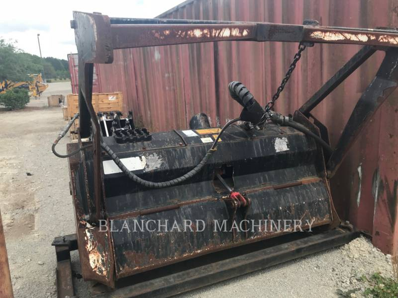 CATERPILLAR WT - MULCHER SS HM315 equipment  photo 2