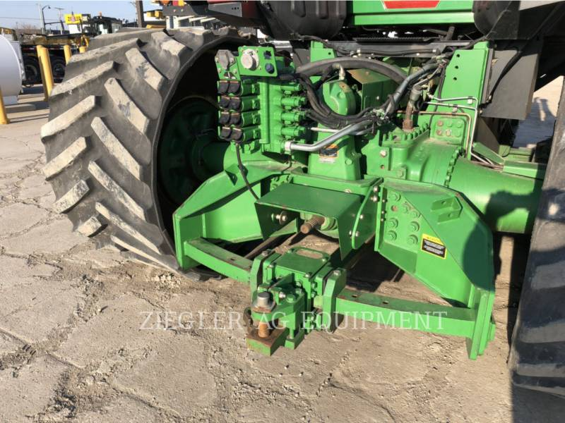 DEERE & CO. TRACTEURS AGRICOLES 9520T equipment  photo 10