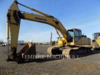Equipment photo KOMATSU LTD. PC300 PELLES SUR CHAINES 1