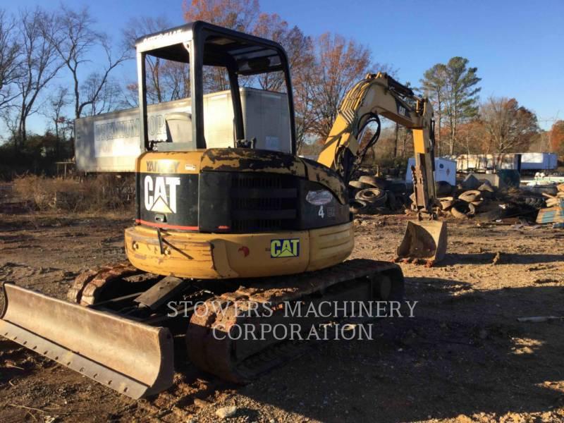 CATERPILLAR TRACK EXCAVATORS 304CR equipment  photo 3