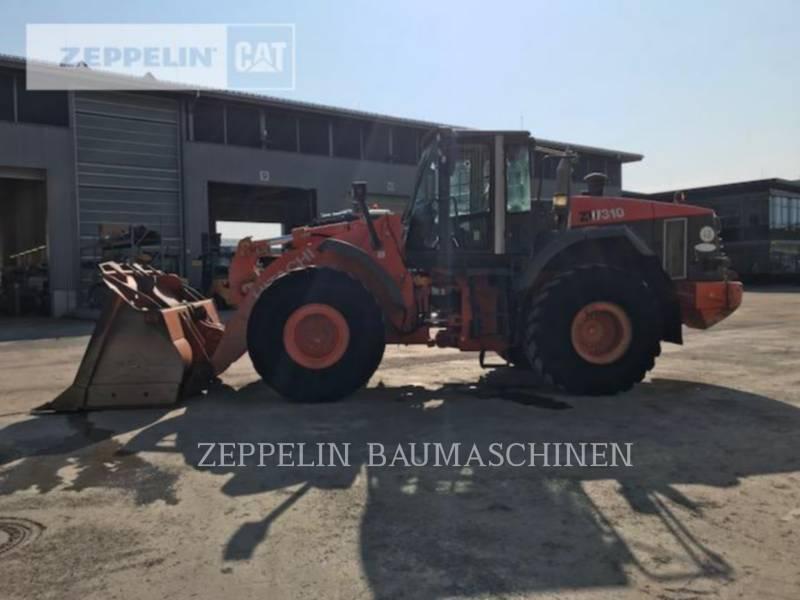 HITACHI CHARGEURS SUR PNEUS/CHARGEURS INDUSTRIELS ZW310 equipment  photo 5
