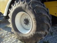 NEW HOLLAND LTD. COMBINES CR9060 equipment  photo 10