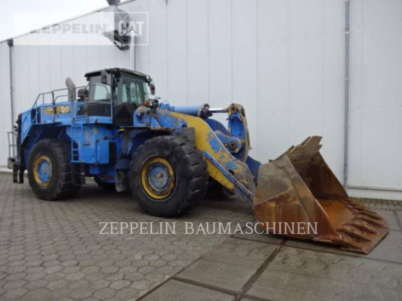 CATERPILLAR RADLADER/INDUSTRIE-RADLADER 988K equipment  photo 8