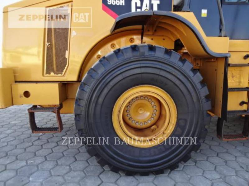 CATERPILLAR RADLADER/INDUSTRIE-RADLADER 966H equipment  photo 12
