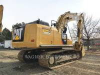 CATERPILLAR KETTEN-HYDRAULIKBAGGER 336FL THB equipment  photo 3