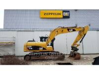 Equipment photo CATERPILLAR 319DL トラック油圧ショベル 1