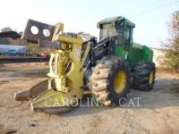 JOHN DEERE FORESTRY - FELLER BUNCHERS - WHEEL 643K equipment  photo 2