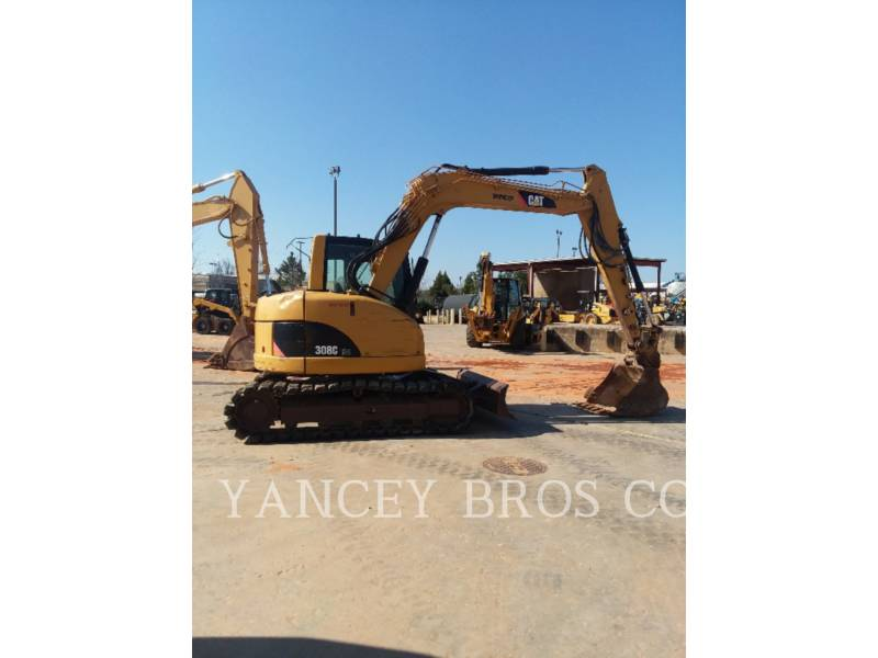CATERPILLAR EXCAVADORAS DE CADENAS 308C RUBER equipment  photo 6