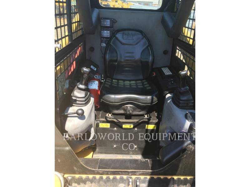 CATERPILLAR SKID STEER LOADERS 226 B SERIES 3 equipment  photo 7