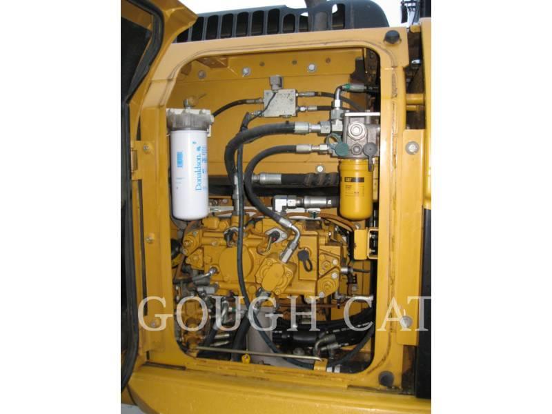 CATERPILLAR TRACK EXCAVATORS 312D equipment  photo 6
