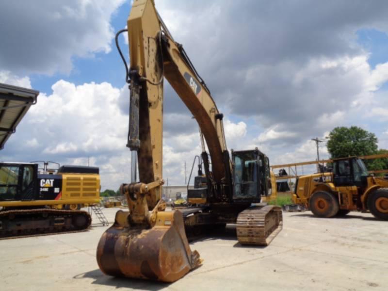 CATERPILLAR ESCAVADEIRAS 336EL equipment  photo 1