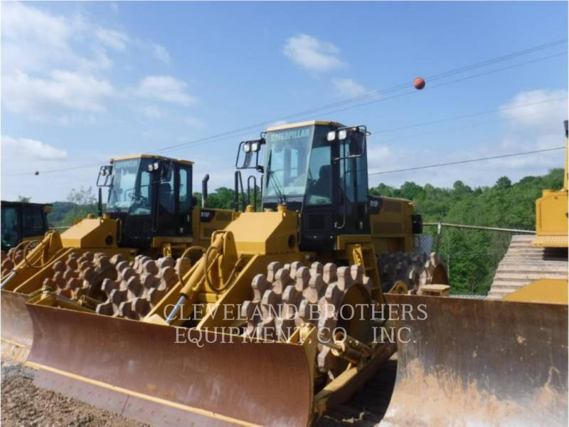 CATERPILLAR WALCE 815F equipment  photo 2
