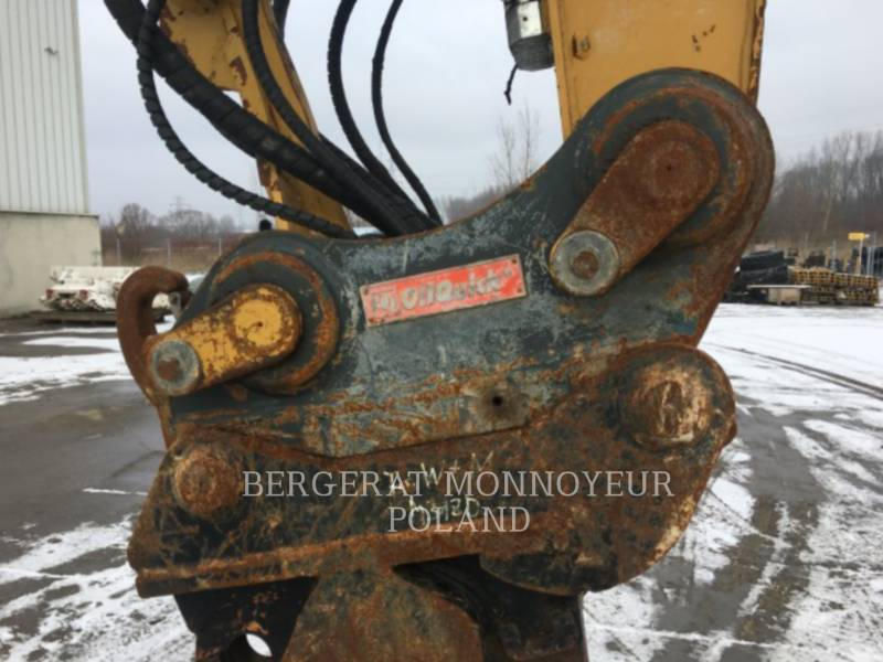 CATERPILLAR MOBILBAGGER M318D equipment  photo 6