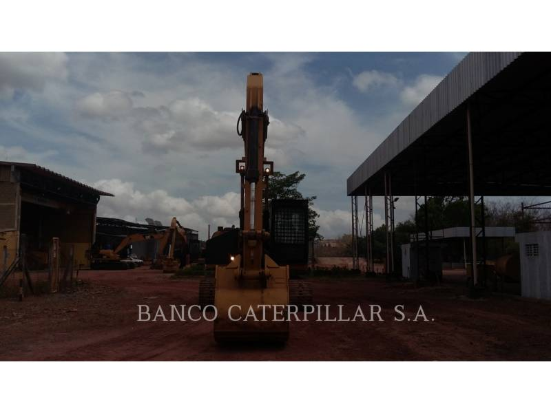 CATERPILLAR KETTEN-HYDRAULIKBAGGER 320D2 equipment  photo 10