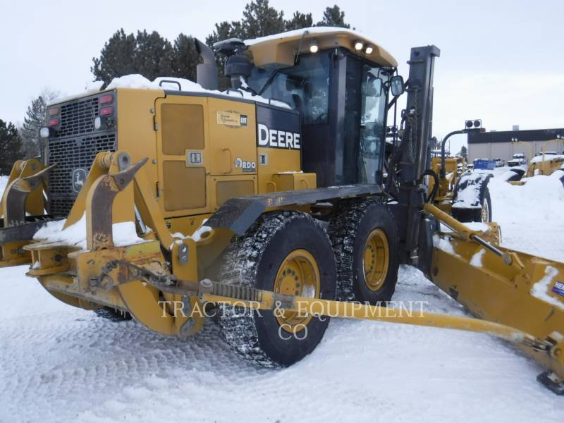 JOHN DEERE MOTOR GRADERS 772D equipment  photo 9