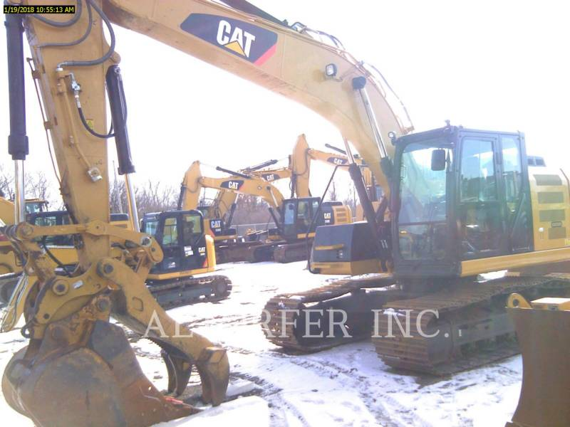 CATERPILLAR EXCAVADORAS DE CADENAS 320ELRR TH equipment  photo 2
