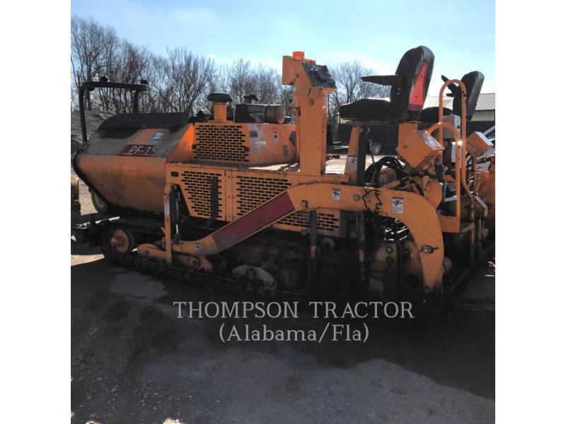 BLAW KNOX / INGERSOLL-RAND ASPHALT PAVERS PF-1510 equipment  photo 5