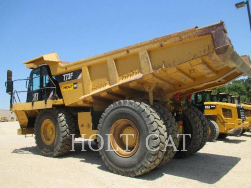 CATERPILLAR DUMPER A TELAIO RIGIDO 773F equipment  photo 3