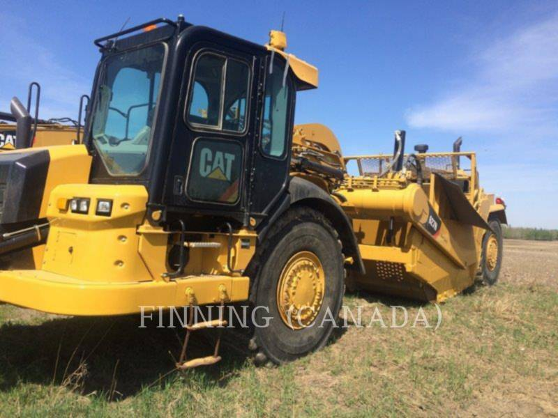 CATERPILLAR MOTOESCREPAS 627H equipment  photo 2