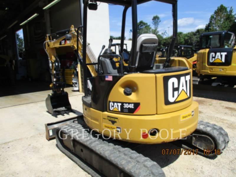 CATERPILLAR EXCAVADORAS DE CADENAS 304E CR equipment  photo 4