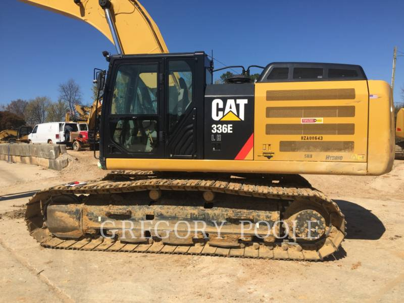 CATERPILLAR TRACK EXCAVATORS 336ELH equipment  photo 12