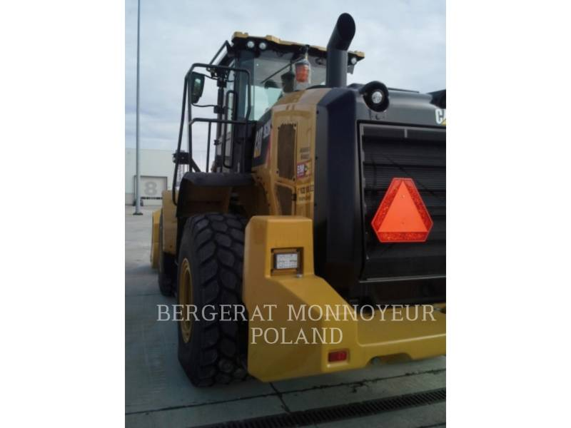 CATERPILLAR RADLADER/INDUSTRIE-RADLADER 962 M (2017) equipment  photo 7