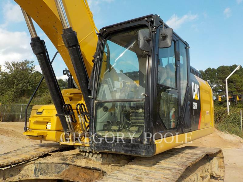 Caterpillar EXCAVATOARE PE ŞENILE 329F L equipment  photo 2