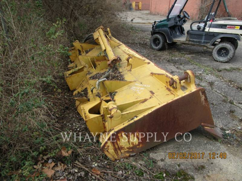 CATERPILLAR NARZ. ROB.- LEMIESZE 7SU  equipment  photo 3