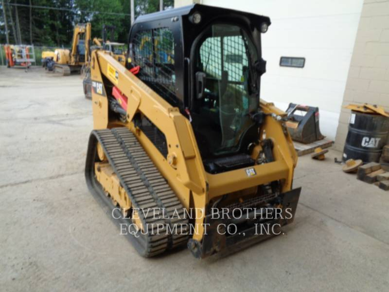CATERPILLAR CARREGADEIRAS TODO TERRENO 239D equipment  photo 2