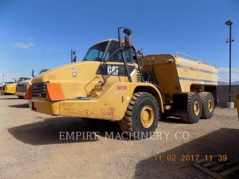 CATERPILLAR 給水トラック 735 WT equipment  photo 4