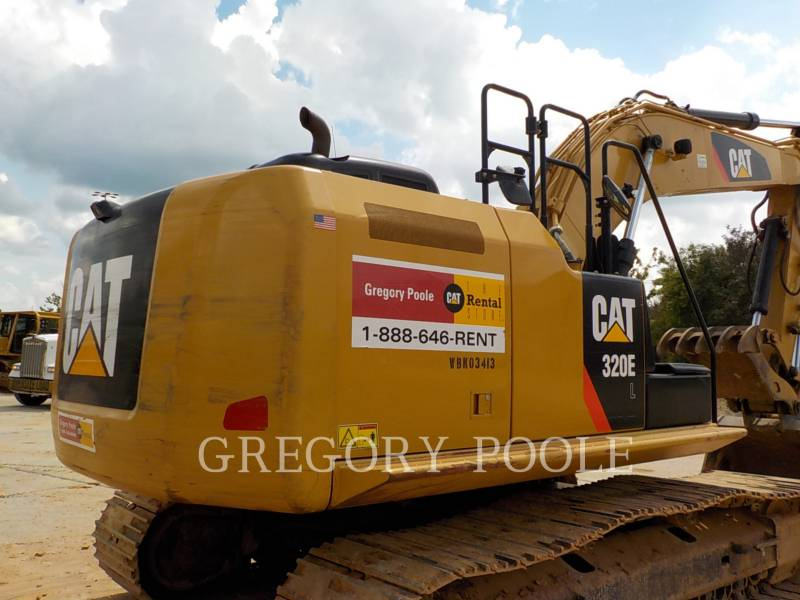 CATERPILLAR EXCAVADORAS DE CADENAS 320E L equipment  photo 11