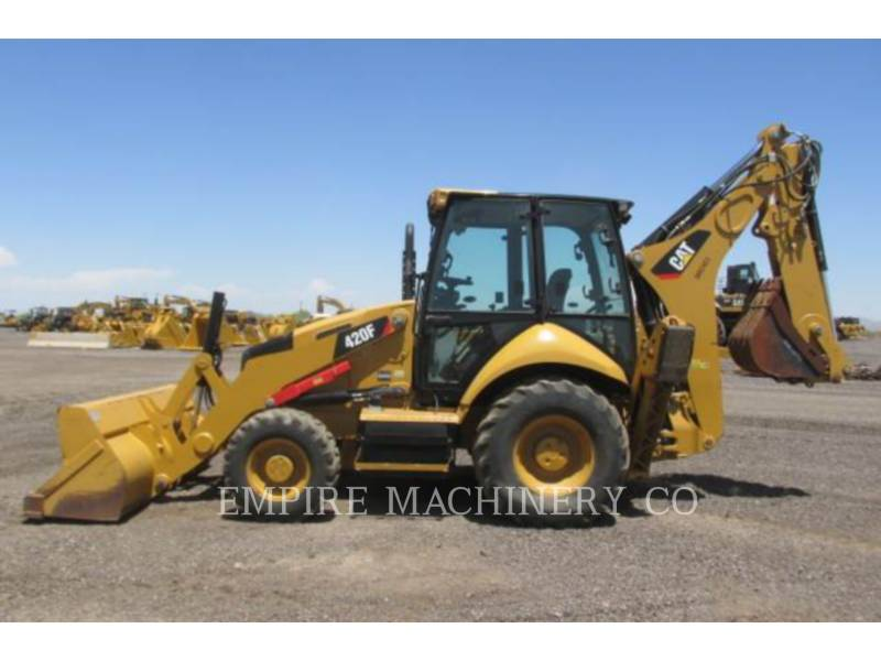 CATERPILLAR RETROEXCAVADORAS CARGADORAS 420F 4EC P equipment  photo 2
