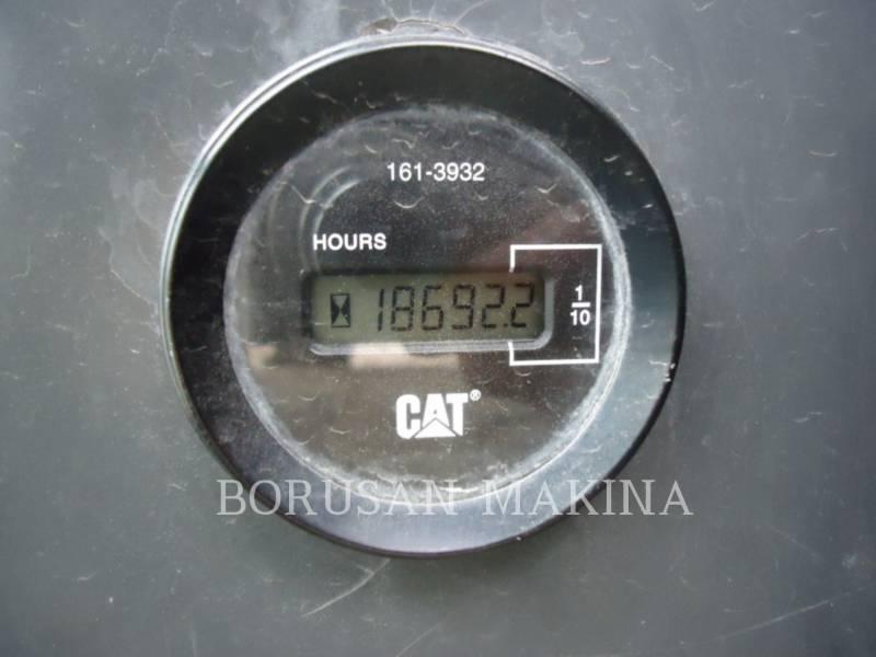 CATERPILLAR PELLE MINIERE EN BUTTE 349D equipment  photo 6