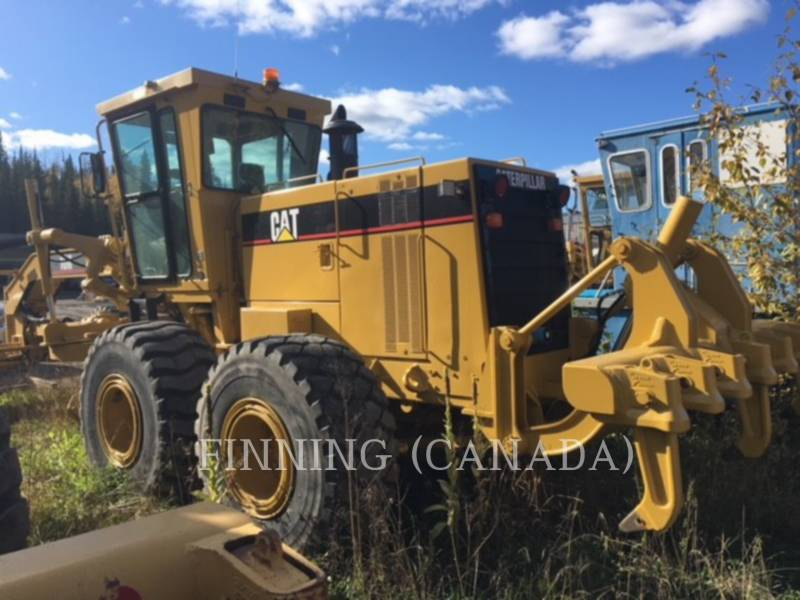 CATERPILLAR NIVELEUSES 16H equipment  photo 4