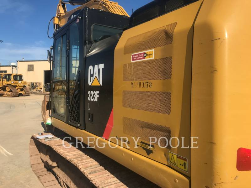 CATERPILLAR EXCAVADORAS DE CADENAS 323FL equipment  photo 9