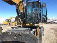 CATERPILLAR TRACK EXCAVATORS M322D equipment  photo 5