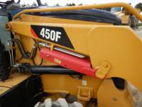 CATERPILLAR BACKHOE LOADERS 450F equipment  photo 18
