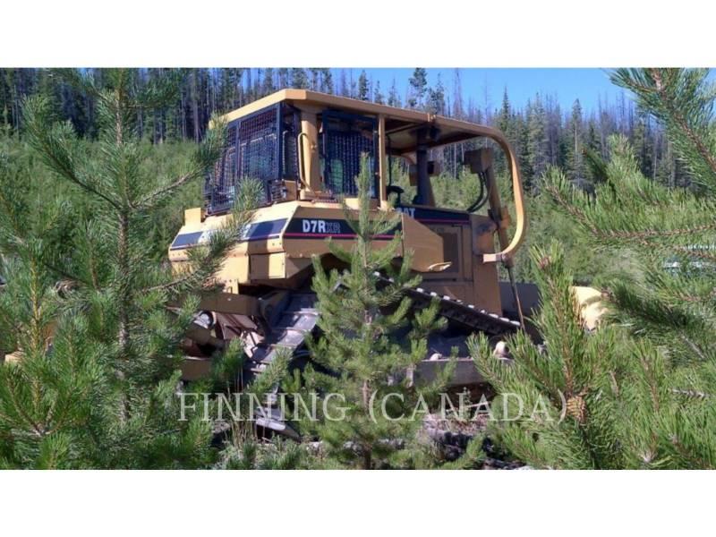 Caterpillar TRACTOARE CU ŞENILE D7R equipment  photo 4