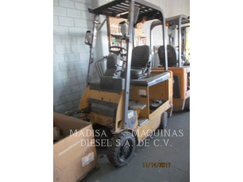 CATERPILLAR LIFT TRUCKS MONTACARGAS E3500-AC   equipment  photo 1
