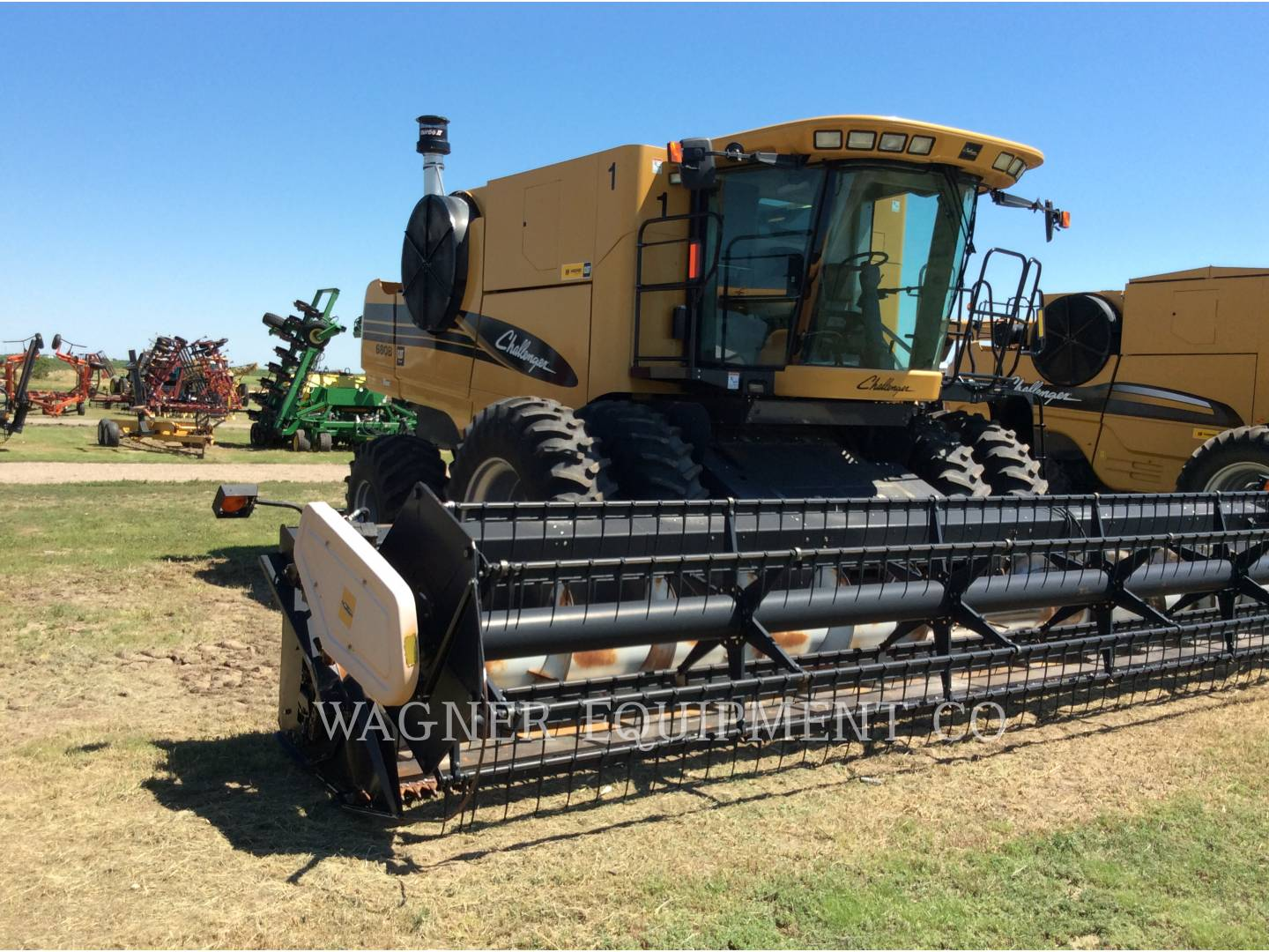 Detail photo of 2008 AGCO 680B from Construction Equipment Guide